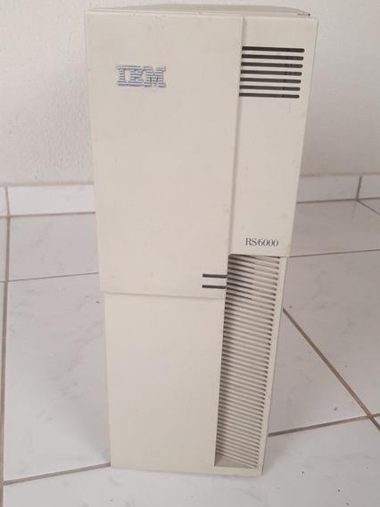 Computador Antigo Ibm Rs/6000 43p Modelo 140