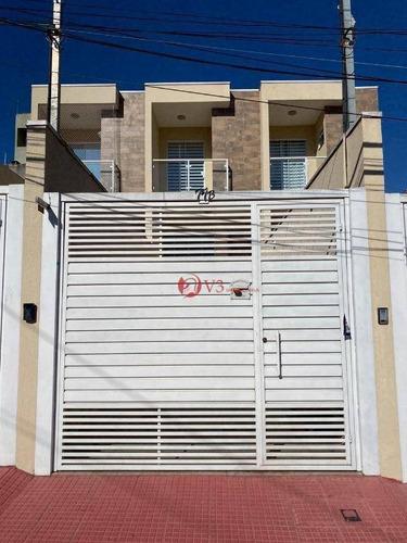 Imagem 1 de 11 de Sobrado À Venda, 90 M² Por R$ 500.000,00 - Vila Ema - São Paulo/sp - So0232