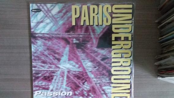 Disco Vinil Paris Underground - Passion (move Around)