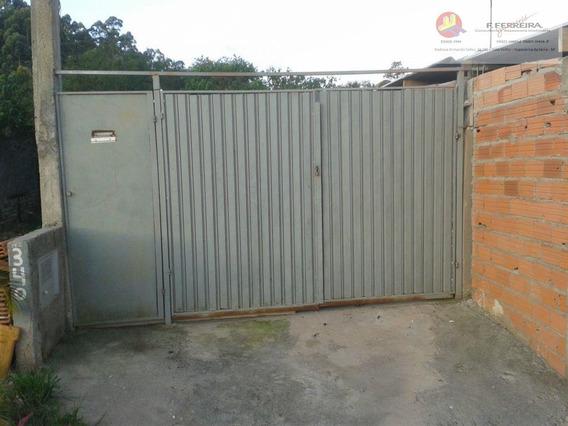 Casa Residencial À Venda, Jardim Cinira, Itapecerica Da Serra. - Ca0034
