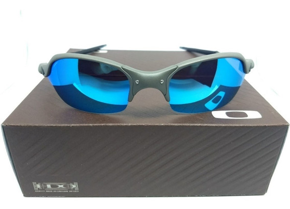 Oculos Oakley Romeo 2 Xmetal Lente Azul Bb Double Juliet 24k
