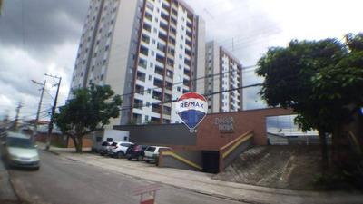 Apartamento Com 3 Dormitórios, 76 M² - Bossa Nova - Castanheira - Belém/pa - Ap0445