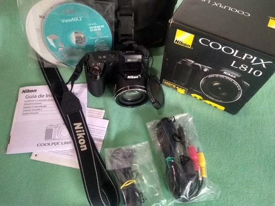 Nikon - Coolpix L810