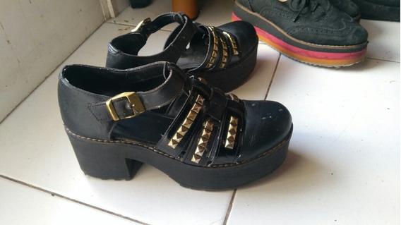 Zapatos De Dama Marca Batistella Y Berna, Talle 37/37