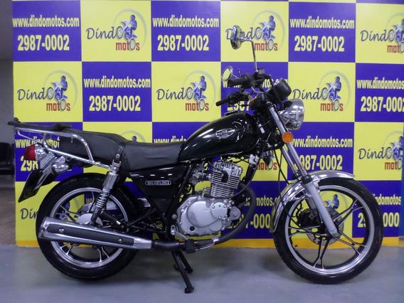 Suzuki Intruder 125 2012