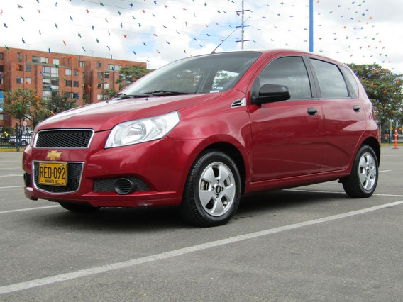 Chevrolet Aveo Emotion Mt 1600 Aa Ab Hb