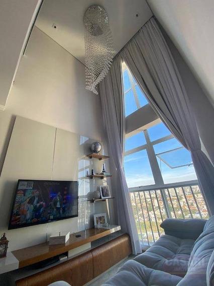 Loft Com 1 Dormitório À Venda, 60 M² - Rudge Ramos - São Bernardo Do Campo/sp - Lf0189