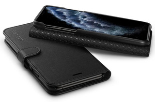 Funda Spigen Original Wallet S iPhone 11 Pro Max Cuero