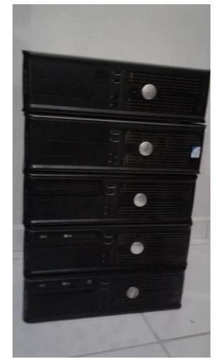 Pc Dell Optiplex Dual Core 2.0ghz Mem 4gb Ddr2 Hd 160gb..
