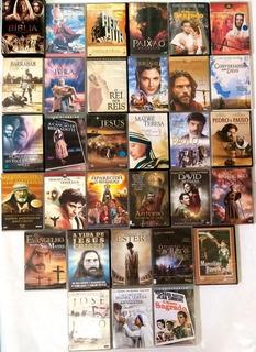 Filmes Épicos E Biblicos - Coleção Em 36 Dvds
