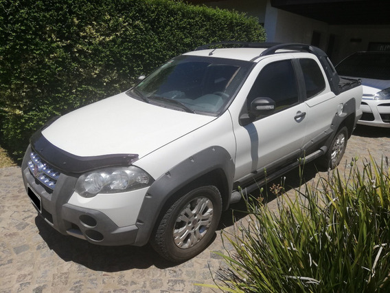 Fiat Strada Adventure Doble Cabina Full 2012