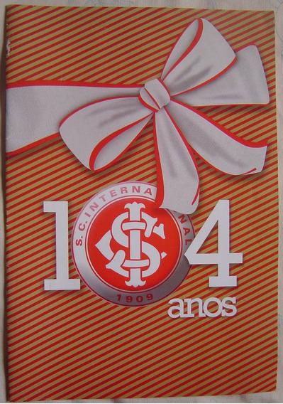 Revista Do Inter - Edição 83 - Março De 2013 - 14 Anos.