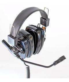 Headset Dam - Fone Sc-321 Impedancia 600 Ohms, S/plug.