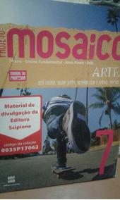 Livro Projeto Mosaico Arte 7 Bea Meira
