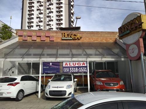 Salão Comercial Locação 272m² Av Afonso Vergueiro - 07902-2
