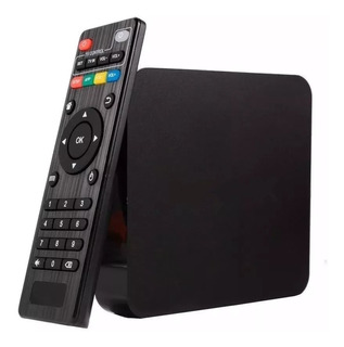 Tv Box Conversor Smart Televisor Led Convertidor 4k 4 Usb