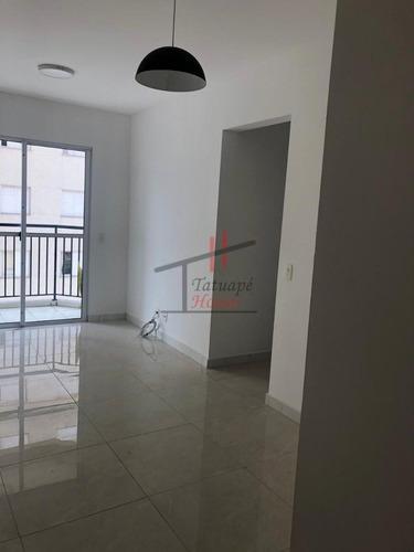 Imagem 1 de 6 de Apartamento - Mooca - Ref: 8587 - V-8587