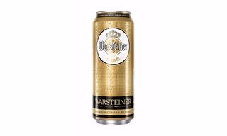 Cerveza Warsteiner 473ml Pack X 6 U Lata Villa Pueyrredon