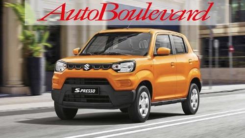 Suzuki S-presso 2021. Financiacion Bancaria 60 Meses!!