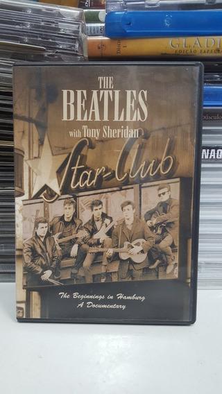 Dvd The Beatles With Tony Sheridan