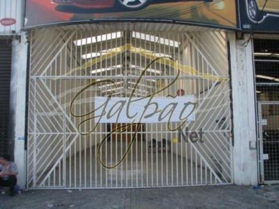 Ga1486 - Aluguel De Galpão Em Osasco - Ga1486 - 33872993