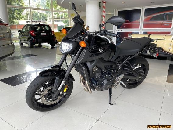 Yamaha Fz-09 501 Cc O Más