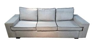Sillon Sofa Roger Kunker 3 Cuerpos X 2 Mts