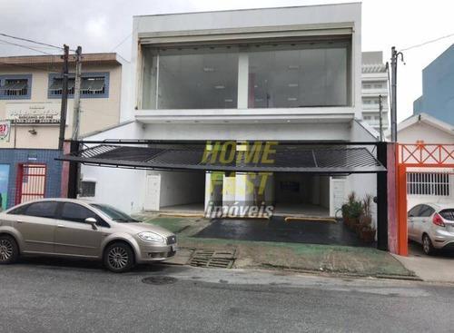 Imagem 1 de 13 de Salão Para Alugar, 100 M² Por R$ 3.900,00/mês - Vila Galvão - Guarulhos/sp - Sl0284