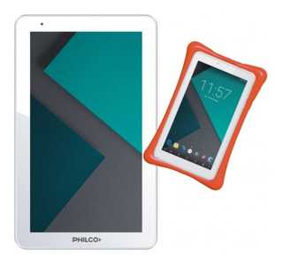 Tablet Philco 7 Pulgadas 8 Gb Bluetooth + Funda Tp7a4n