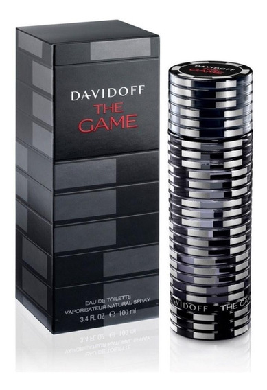 The Game Eau De Toilette Davi Doff - Perfume Masculino