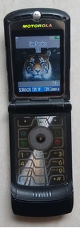 Motorola V3 Necessita De Reparo Operadora Tim