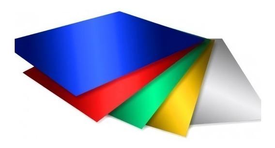 Cartulina 35x50cm Colores Metalizados X Unidad