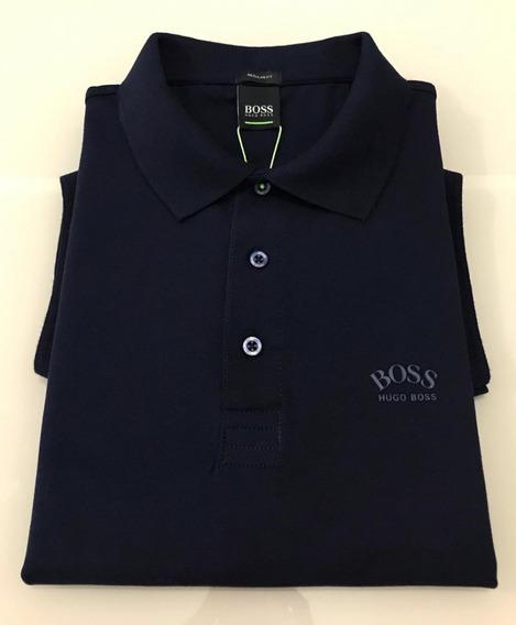 Camiseta Polo Hugo Boss Masculina