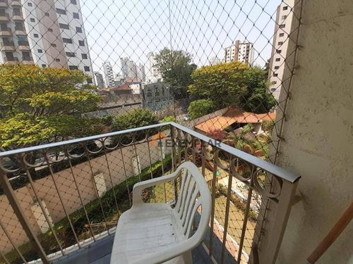 Apartamento Com 2 Dormitórios À Venda, 60 M² Por R$ 440.000,00 - Santana - São Paulo/sp - Ap1749