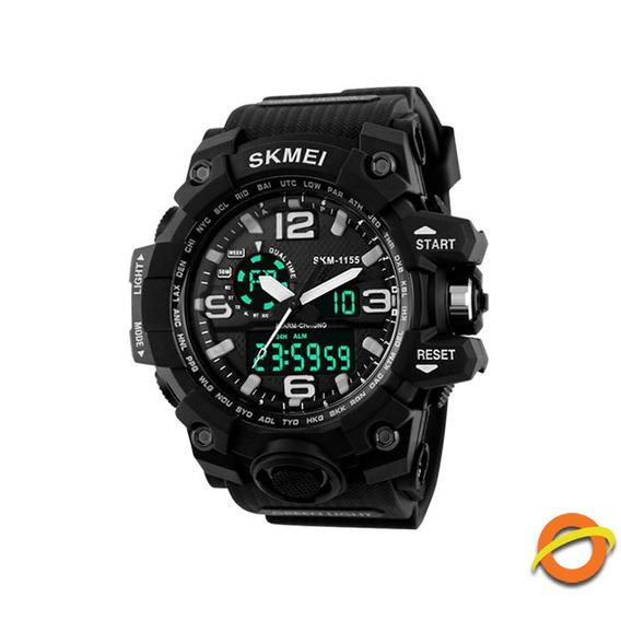 Reloj Digital Skmei Sumergible Cronometro Fecha Luz Alarma