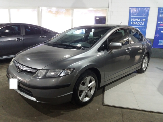 Honda Civic 1.8 Lxs Av