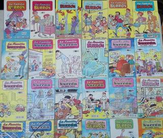 50 Números De La Familia Burron De 1980 A 2008 Envio
