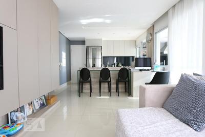 Apartamento No 23º Andar Mobiliado Com 2 Dormitórios E 2 Garagens - Id: 892930960 - 230960