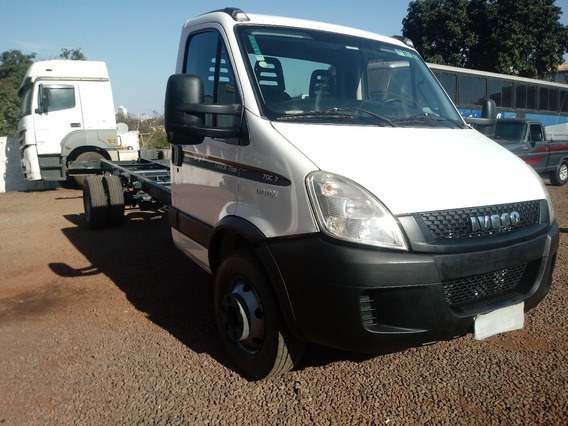 Iveco 70 C 17 2013 Chassi
