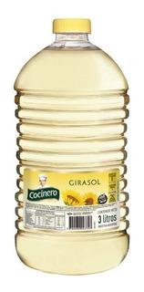 Aceite Girasol Cocinero 3 Lts.