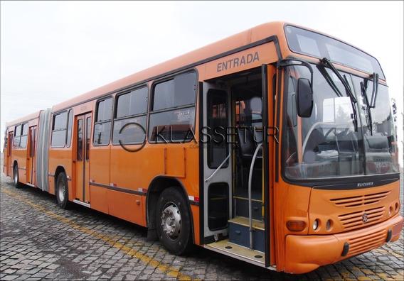 Onibus Mpolo Torino Articulado Volvo B10m (cod.067) Ano 2001