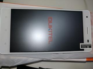 Oukitel C5 Pro 4g 3g Ips 5 2/16gb Branco Com Defeito (rom)