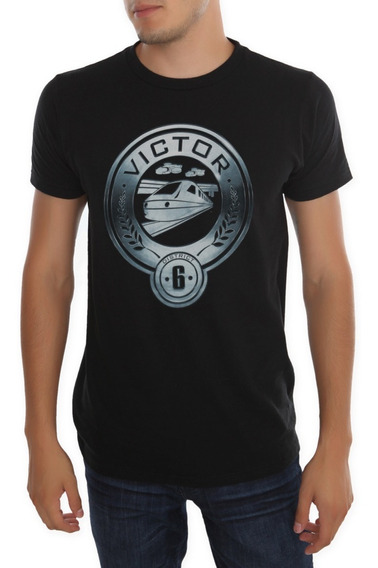 Hot Topic Playera Los Juegos Del Hambre The Hunger Games