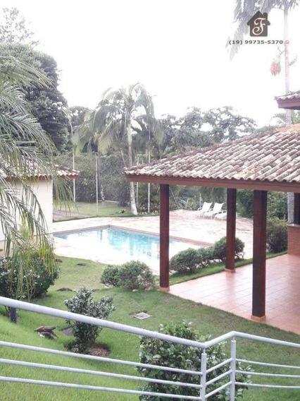 Casa Residencial À Venda, Parque Jatibaia (sousas), Campinas. - Ca0088