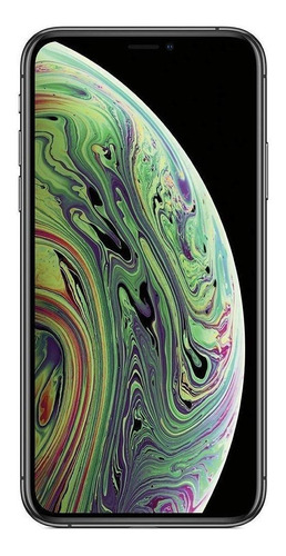 iPhone XS 64 GB cinza-espacial