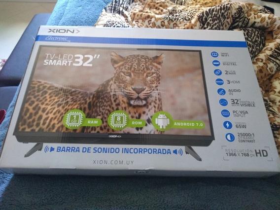 Tv Led Smart 32 Xion