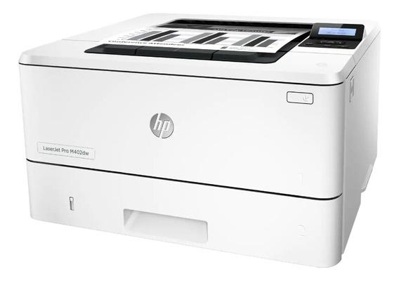 Impresora Hp M402dw Láser Monocroma Inalámbrico Duplex