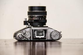 Câmera Exakta Jhagee Oresden - No Estado