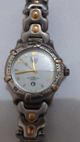 Relógio Dumont Quartz - D37