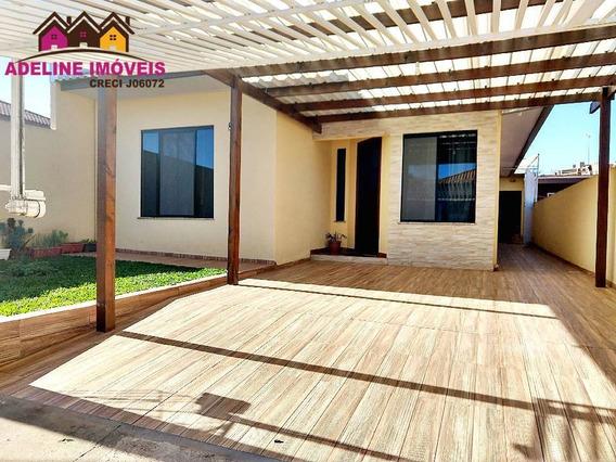 Casa Jd Eldorado Carambeí